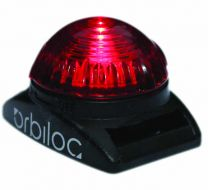 ORBILOC SAFETY LIGHT *RØD*