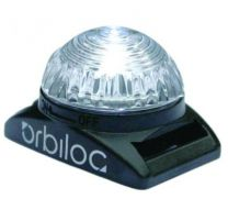 ORBILOC SAFETY LIGHT *HVIT*