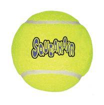TENNIS BALL MED PIPELYD HUND